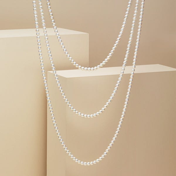 """The most luminous of all, """"Mikimoto Pearl"""""""