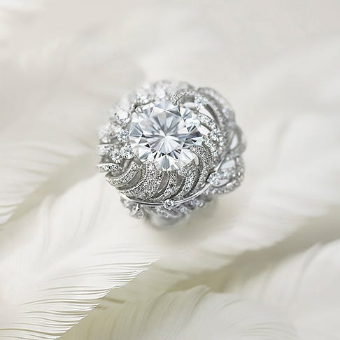 Mikimoto Feather Collection
