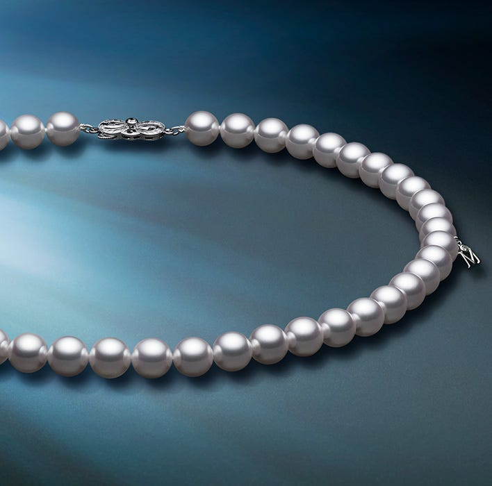 Celebrate 30 years of love, friendship, and unity in style with our beautiful range of pearl jewellery