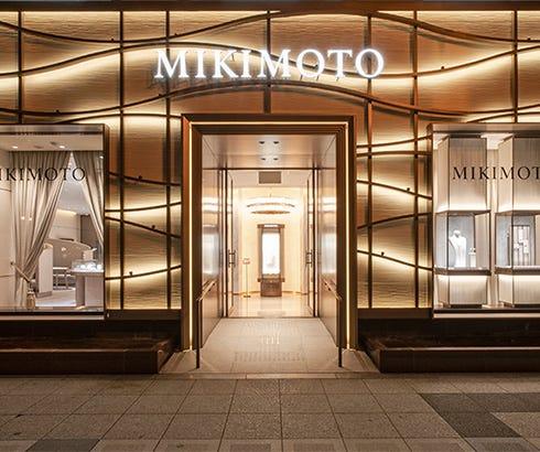 Mikimoto Opens Osaka Shinsaibashi Store