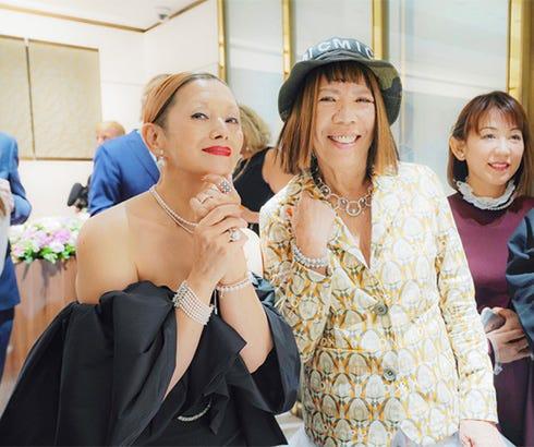 Mikimoto Bond Street grand re-opening London